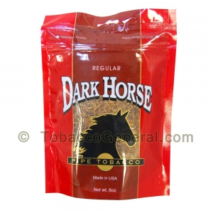 Dark Horse Pipe Tobacco Regular 6 oz. Pack
