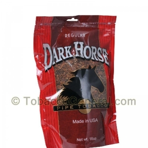 Dark Horse Pipe Tobacco Regular 16 oz. Pack