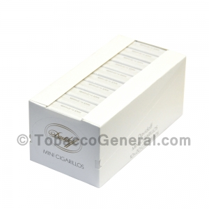 Davidoff Mini Cigarillos 10 Packs of 20