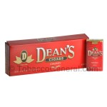 Deans Cherry Filtered Cigars 10 Packs of 20 - Filtered and Little