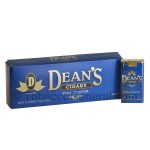 Deans Full Flavor Filtered Cigars 10 Packs of 20 - Filtered and
