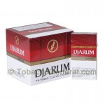 Djarum Special Filtered Cigars 10 Packs of 12 - Filtered and Little