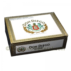 Don Diego Babies Special Sun Grown Cigars Box of 60