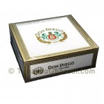Don Diego Churchill Cigars Box of 27