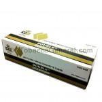 Double Diamond Filter Tubes King Size Light 5 Cartons of 200
