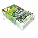 Double Platinum Wraps 2X Apple Martini 25 Packs of 2 - Tobacco