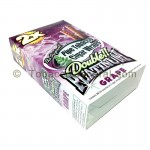 Double Platinum Wraps 2X Grape 25 Packs of 2 - Tobacco Wraps