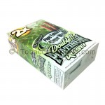 Double Platinum Wraps 2X Kush 25 Packs of 2 - Tobacco Wraps