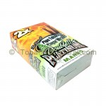 Double Platinum Wraps 2X Mango 25 Packs of 2 - Tobacco Wraps