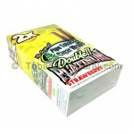 Double Platinum Wraps 2X Strawberry Kiwi 25 Packs of 2 - Tobacco