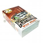 Double Platinum Wraps 2X Wild Honey 25 Packs of 2 - Tobacco