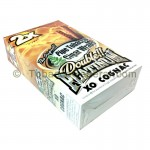 Double Platinum Wraps 2X XO Cognac 25 Packs of 2 - Tobacco