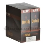 Dutch Masters Foil Fresh Java Fusion Cigarillos 30 Packs of 2