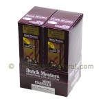 Dutch Masters Foil Pre Priced Cigarillos Wine 20 Packs of 3
