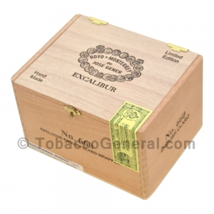 Excalibur 660 Natural Cigars Box of 20