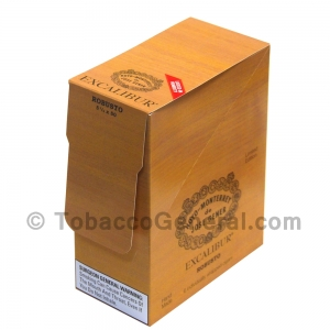 Excalibur Fresh Lock Robusto Cigars Pack of 6