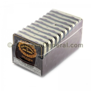 Excalibur Miniatures Cigars 10 Tins of 20