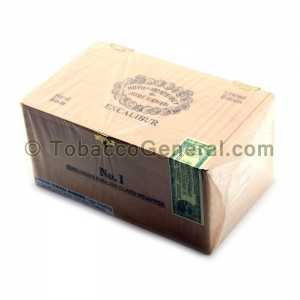 Excalibur No. 1 Cigars Box of 20