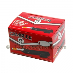 Gambler 100 mm Injector Machine Pack of 6