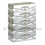 Gambler Filter Tubes 100 mm Silver 5 Cartons of 200 - All