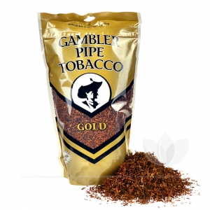 Gambler Pipe Tobacco Gold Mellow 16 oz. Pack