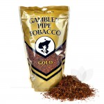 Gambler Pipe Tobacco Gold Mellow 16 oz. Pack - All Pipe Tobacco