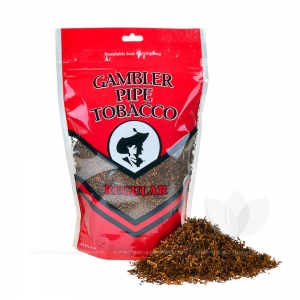 Gambler Pipe Tobacco Regular 6 oz. Pack