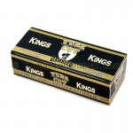 Gambler Tube Cut Filter Tubes King Size Gold (Light) 5 Cartons