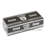 Gambler Tube Cut Filter Tubes King Size Silver 5 Cartons of 200