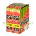 Game Cigarillos Foil 2 for 99 Cents 30 Packs of 2 Cigars Watermelon