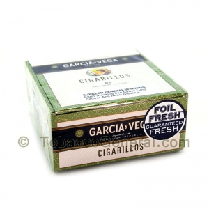 Garcia Y Vega Cigarillos Box of 50