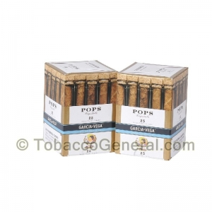 Garcia Y Vega Pops Cigarillos Box of 50