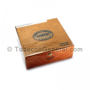 Gispert Churchill Cigars Box of 25