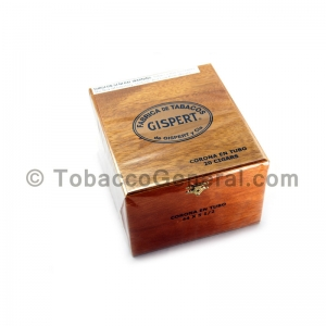 Gispert Corona en Tubo Cigars Box of 20