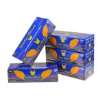 Golden Harvest Filter Tubes King Size Light 5 Cartons of 200