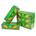 Golden Harvest Filter Tubes King Size Menthol 5 Cartons of 200