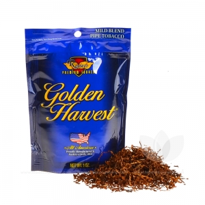 Golden Harvest Mild Blend Pipe Tobacco 1 oz. Pack
