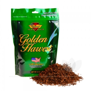 Golden Harvest Mint Blend Pipe Tobacco 6 oz. Pack