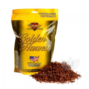 Golden Harvest Natural Blend Pipe Tobacco 6 oz. Pack