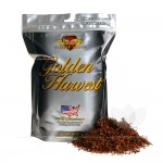 Golden Harvest Silver Blend Pipe Tobacco 16 oz. Pack - All Pipe