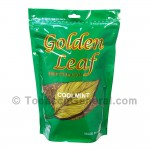 Golden Leaf CoolMint Pipe Tobacco 16 oz. Pack - All Pipe Tobacco