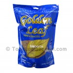 Golden Leaf Smooth Pipe Tobacco 16 oz. Pack - All Pipe Tobacco