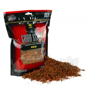 Good Stuff Full Flavor (Red) Pipe Tobacco 6 oz. Pack
