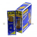 Good Times Cigarillos Blueberry 3 for 99 Cents Pre Priced 15