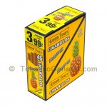 Good Times Cigarillos Pineapple 3 for 99 Cents Pre Priced 15 Packs of 3