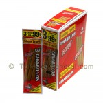 Good Times Cigarillos Sweet 3 for 99 Cents Pre Priced 15 Packs of 3