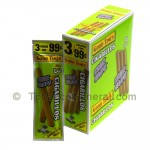 Good Times Cigarillos White Grape 3 for 99 Cents Pre Priced