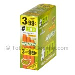 Good Times HD Cigarillos Kush 3 for 99 Cents Pre Priced
