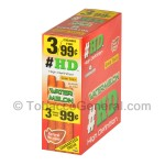 Good Times HD Cigarillos Watermelon 3 for 99 Cents Pre Priced 15 Packs of 3