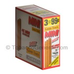 Good Times Mini Cigarillos Sweet Pre Priced 15 Packs of 3